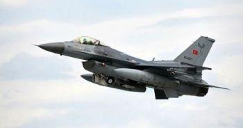 Testler başarıyla tamamlandı! Artık F-16'larımızın üzerinde