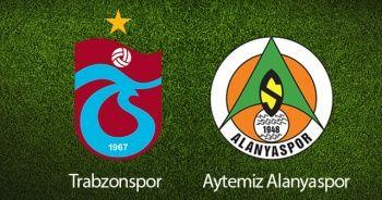 Trabzonspor - Aytemiz Alanyaspor CANLI İZLE! TS ALANYA Maçını Şifresiz Veren Kanallar İZLE! TS Alanya Beinsports CANLI İzle