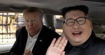 Trump: 'Kuzey Kore nükleer silahsız büyük bir güç olabilir'