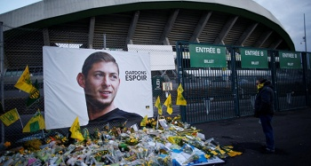 Uçak enkazındaki ceset Emiliano Sala'a ait