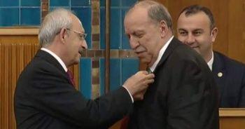 Vatan Partisi'nden Yaşar Okuyan CHP'ye katıldı