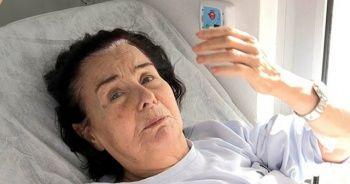 Yeşilçam'ın usta ismi Fatma Girik ameliyat oldu