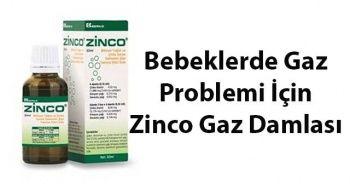 Zinco Gaz Damlası Nasıl Kullanılır Ne işe Yarar Fiyatı Kaç Lira
