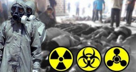 'Suriye'deki kimyasal saldırıların yüzde 98'i rejim tarafından düzenlendi'