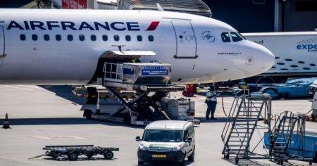 Air France Venezuela uçuşlarını iptal etti