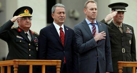 Akar ve Shanahan görüşmesinin ardından Milli Savunma Bakanlığından açıklama