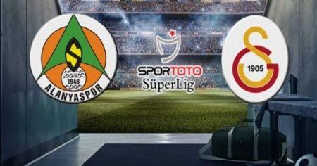 Alanyaspor Galatasaray maç özeti golleri izle! GS Alanya maçı kaç kaç bitti?