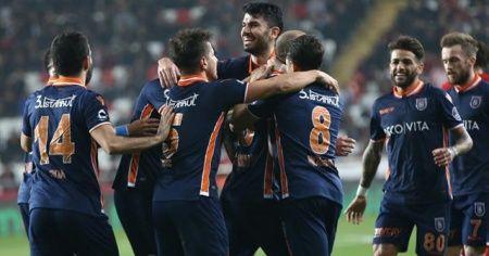 Antalyaspor - Başakşehir maçı özeti ve golü izle! Antalya Başakşehir maçı Skor Kaç Kaç bitti?
