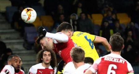 Arsenal, Belarus'tan eli boş döndü
