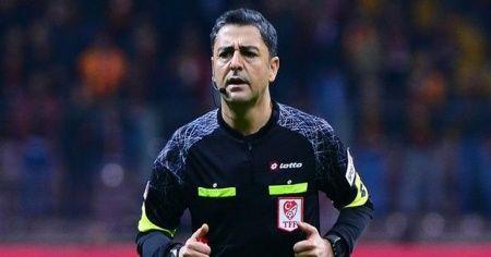 Beşiktaş - Fenerbahçe derbisinin hakemi belli oldu