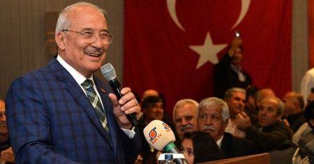 Burhanettin Kocamaz, Demokrat Parti'den (DP) adaylık başvurusunu yaptı