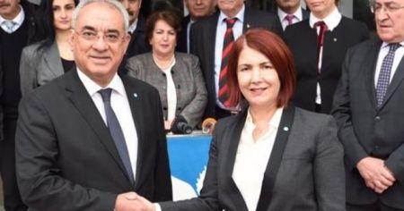 CHP'li Avcılar Belediye Başkanı Handan Toprak Benli, resmen DSP'ye geçti
