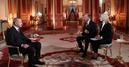 Cumhurbaşkanı Erdoğan'dan yeni askerlik sistemi açıklaması