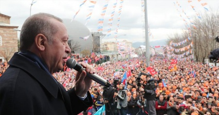 Cumhurbaşkanı Erdoğan'dan polisin kolunu ısıran HDP'li vekile sert tepki
