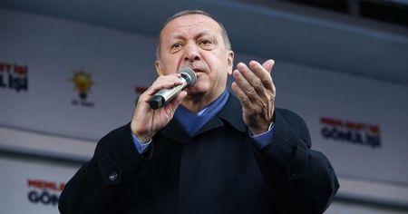 Cumhurbaşkanı Erdoğan: Güney sınırımızı terörden arındıracağız