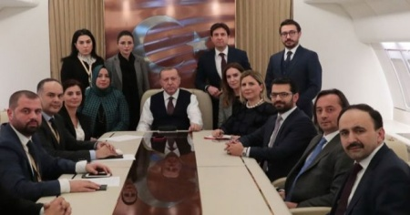 Cumhurbaşkanı Erdoğan: Güvenli bölge kontrolümüzde olmalı