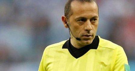 Cüneyt Çakır, Barcelona – Lyon maçını yönetecek