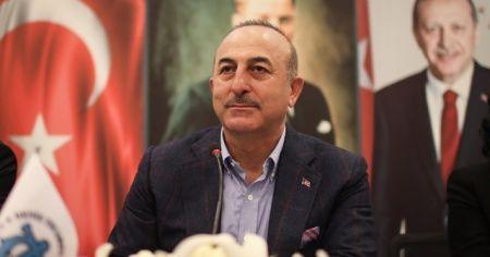 Dışişleri Bakanı Çavuşoğlu: Kıbrıs etrafında 2 gemiyle sondaja başlıyoruz
