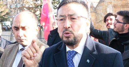 Doğu Türkistan'dan Türkiye'ye teşekkür