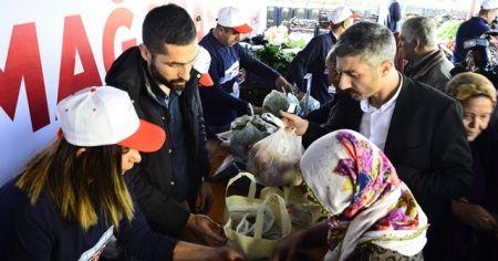 En ucuz tanzim satış mağazası Adana'da açıldı
