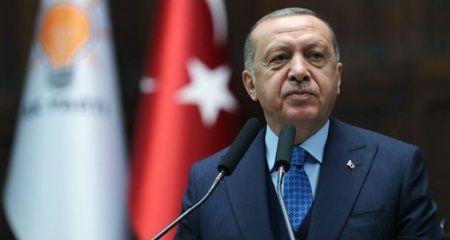 Erdoğan, AK Parti İstanbul İl Başkanlığı'ndan ayrıldı