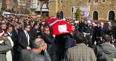 Eski Mardin Emniyet Müdürü Pekcan defnedildi