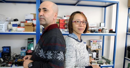 Evlenip Bingöl'e yerleşti! Devlet desteğiyle girişimci oldu