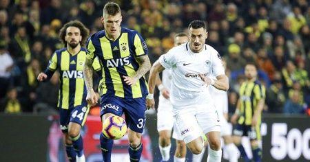 Fenerbahçe derbi öncesi yara aldı