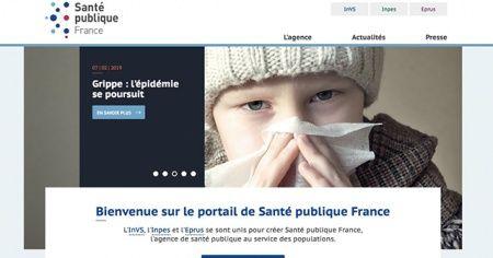 Fransa'da grip salgını