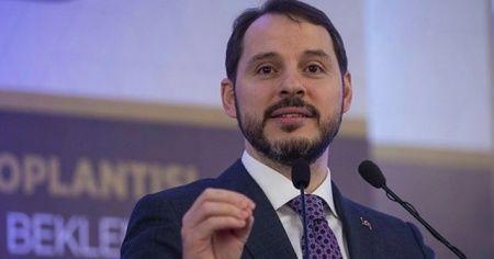 Hazine ve Maliye Bakanı Berat Albayrak'tan Cumhur İttifakı açıklaması