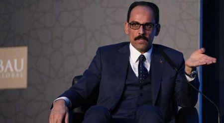 İbrahim Kalın'dan Gülen'in iadesi iddiası ile ilgili açıklama
