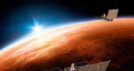 Mars'a tek yönlü yolculuk projesi sunan şirket iflas etti