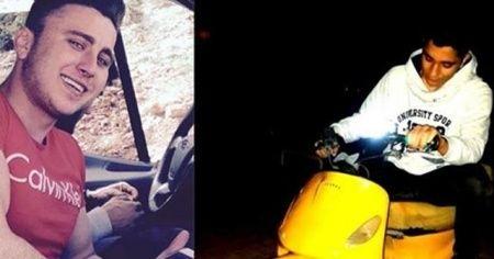Motosiklet kazasında 2 genç öldü... Sosyal medya paylaşımında dikkat çeken detay