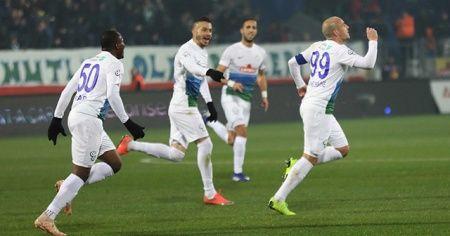 Rizespor 3 puanı 3 golle aldı | Rizespor 3-0 Malatyaspor