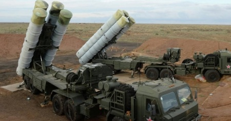 Rusya'nın Çin'e gönderdiği S-400'ler fırtınadan zarar gördü, tekrar üretilecek