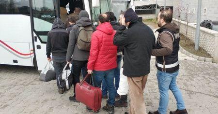 Samsun'da FETÖ'den 2 komiser yardımcısı tutuklandı, 7 adli kontrol