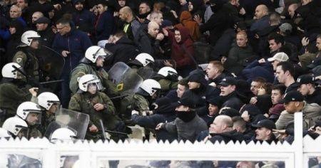 UEFA'dan AEK'ya 2 yıl men cezası!