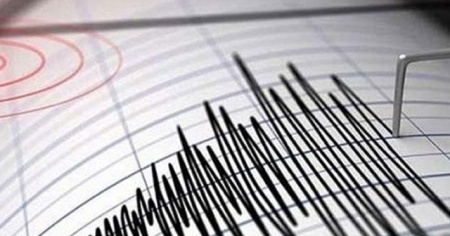 Van'ın Saray İlçesi'nde 4.0 büyüklüğünde deprem | Son Depremler
