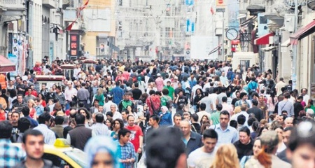 Vatandaşların gündemi ekonomi
