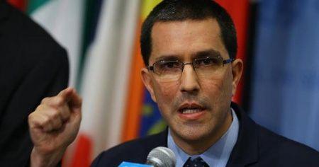 """Venezuela Dışişleri Bakanlığı: """"ABD, Birleşmiş Milletler antlaşmasını çiğniyor"""""""