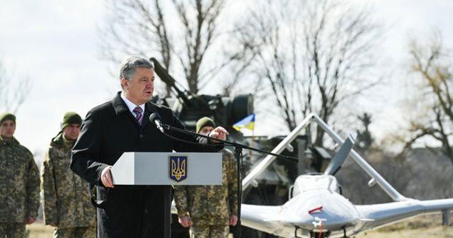 'Bayraktar' Ukrayna Ordusu'na teslim edildi: Kavuştuk