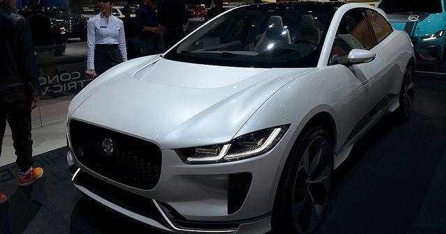 """""""Yılın Otomobili"""" Jaguar I-PACE oldu"""
