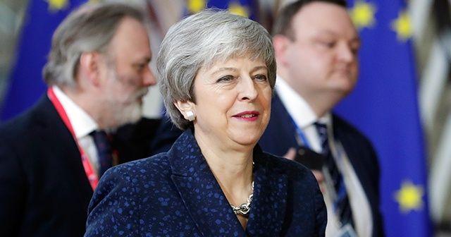 AB liderleri Brexit için bir araya geldi