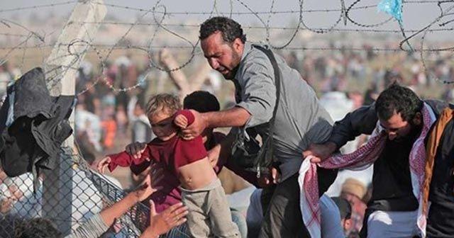 ABD'den Suriyeli mültecilere ek yardım açıklaması
