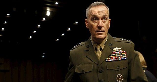 ABD Genelkurmay Başkanı Dunford'dan S-400 açıklaması
