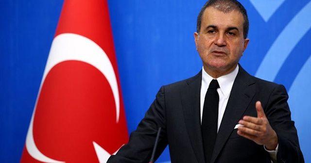 AK Parti Sözcüsü Çelik: Utanmadan, sıkılmadan ahlak dışı bir iftirada bulundu