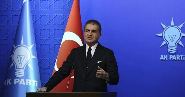AK Parti Sözcüsü Ömer Çelik'ten flaş Mansur Yavaş açıklaması