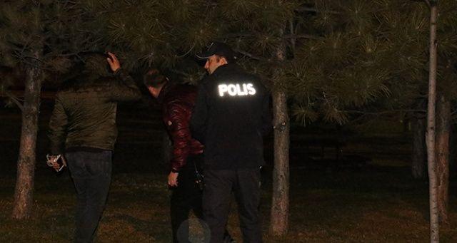 Ankara'da kimlik soran Bekçi'ye ateş açıldı
