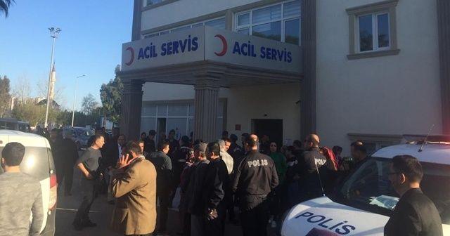 Antalya'da arazi anlaşmazlığında kan aktı: 2 ölü, 1 yaralı