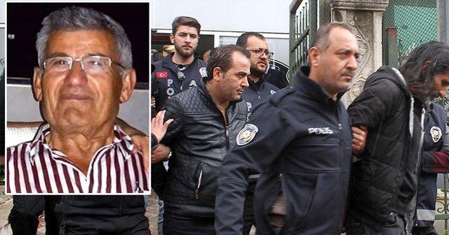 Antalya'da yaşlı adamı öldüren zanlılardan kan donduran sözler